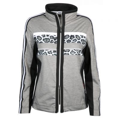 Canyon Women Sports - Fleecejacke mit Zierstreifen