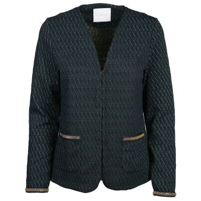 Rich & Royal - Blazer mit Effektgarn