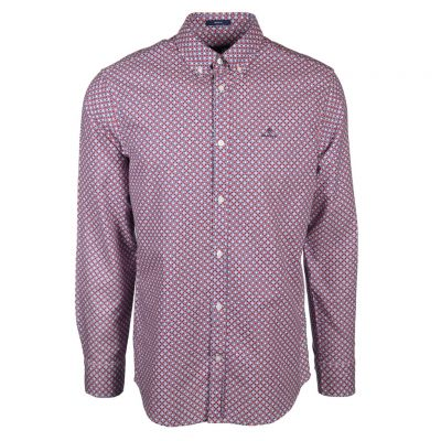 Gant - Gemustertes Button-Down Hemd