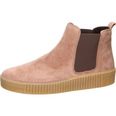 Gabor - Chelsea Boot in Dark Rose