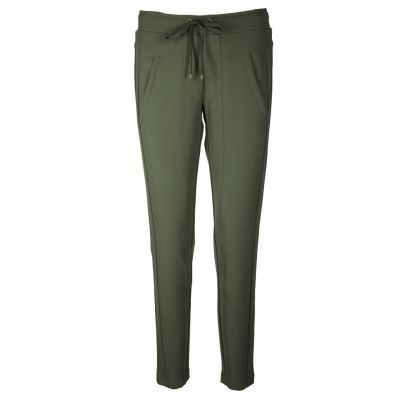 Cambio - Jogging Pants in Khaki - Jorden