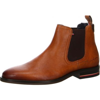Tommy Hilfiger - Chelsea Boot in Cognac