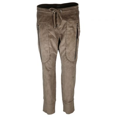 MAC - Jogging Pants aus Cord - Future 2.7