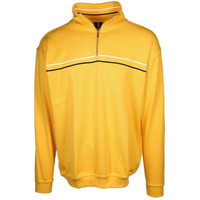 wind sportswear - Sweat Troyer mit Zierstreifen