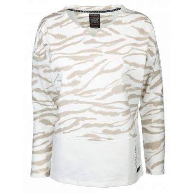 soquesto - Sweatshirt mit Animalprints