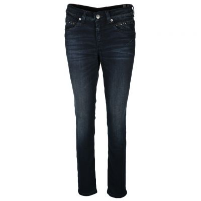 MAC - Jeans mit Nieten - Rich Slim