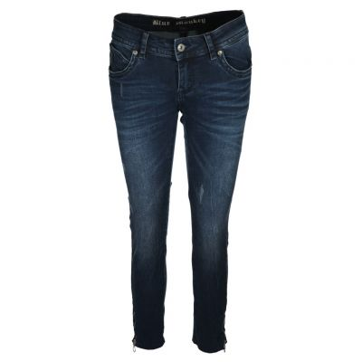 Blue Monkey - Jeans mit Zippern - Laura