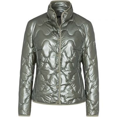 Marc Aurel - Steppjacke in Metallic Optik
