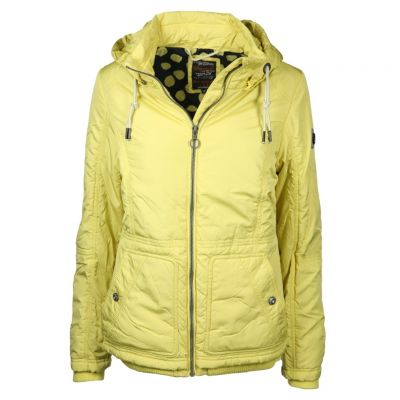 soquesto - Jacke in Lime