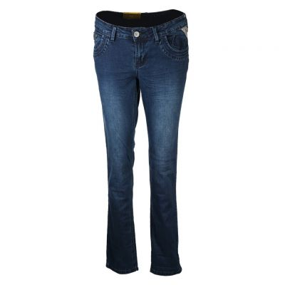 soquesto - Jeans in dunkler Waschung - Mona