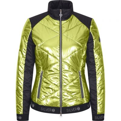 Sportalm - Steppjacke in Metallic Grün