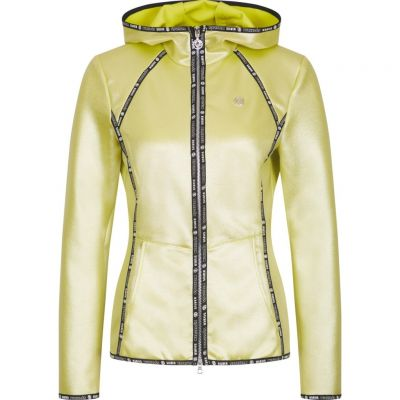 Sportalm - Fleecejacke mit Metallic Brush