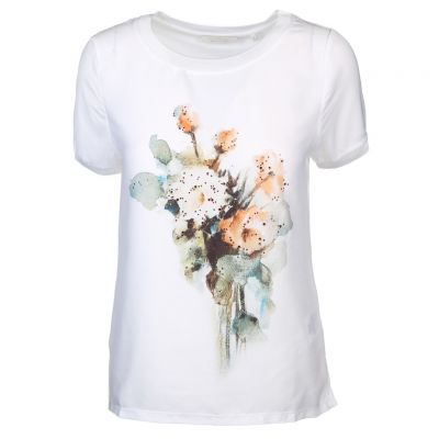 Rich & Royal - Shirt mit Aquarell Print
