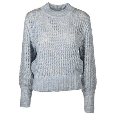 Opus - Pullover in Two-Tone-Optik - Pinja