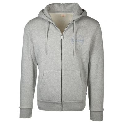 Levi's - Sweatjacke mit Markenprint - S3 Graphic Zip Up