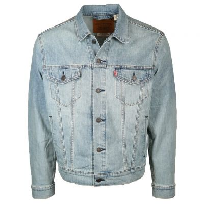 Levi's - Jeansjacke im Trucker Style - The Trucker Jacket