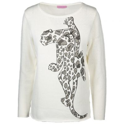 six-o-seven - Pullover mit Print