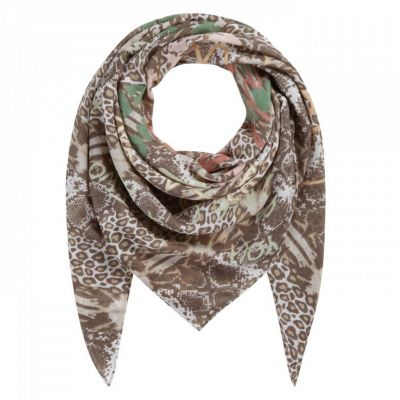 Codello - Tuch mit Animal Print