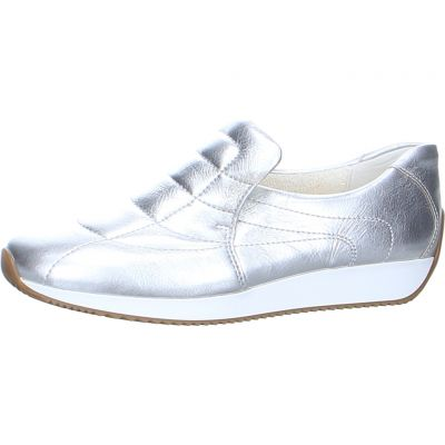 Ara - Slipper in Silber