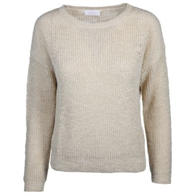 Rich & Royal - Pullover mit Metallgarn