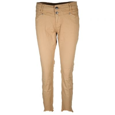 Blue Monkey - Jeans in Camel - Sandy