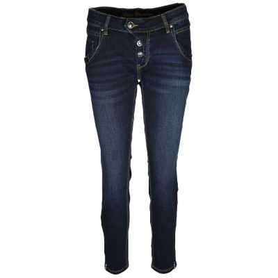 Blue Monkey - Cropped Jeans - Manie