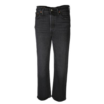 Levi's - Ribcage Straight Ankle Jeans