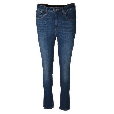 Levi's - High Rise Skinny Jeans