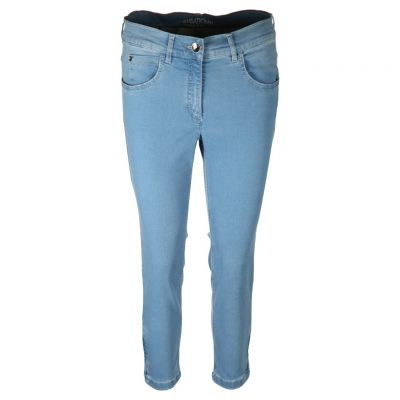 ZERRES - Light Denim Jeans - Twigy