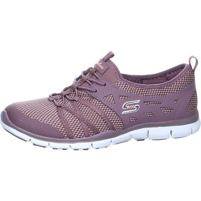 Skechers - Sneaker in Pflaume - What a Sight