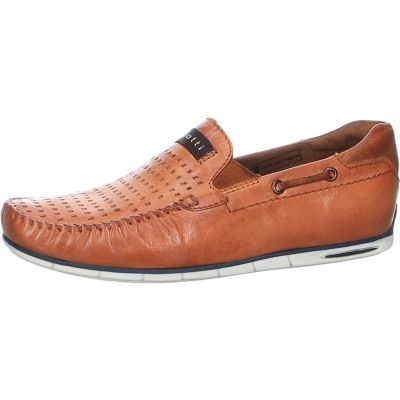 Bugatti - Slipper in Cognac - Chesley