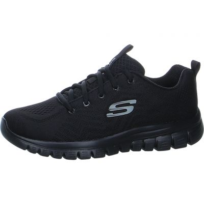 Skechers - Unifarbener Sneaker - Get Connected