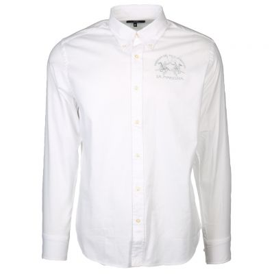 La Martina - Exklusives Button-Down Hemd