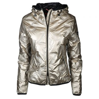 Frieda & Freddies - Jacke im Metallic Look