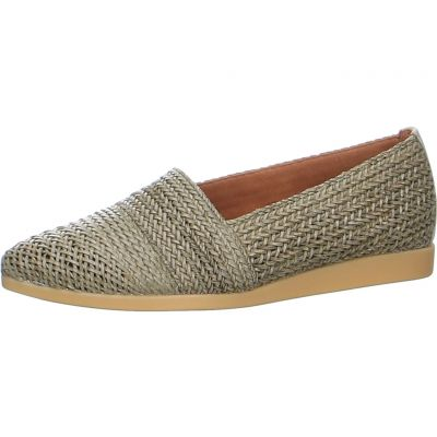 Paul Green - Slipper aus geflochtenem Leder