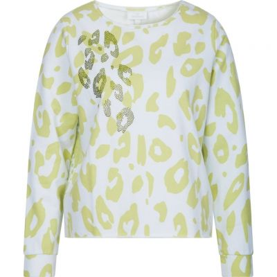 Sportalm - Sweatshirt mit Leoprints