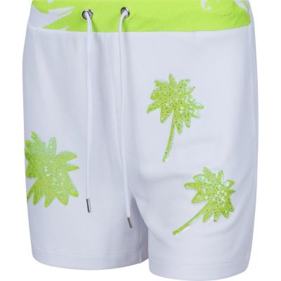 Sportalm - Shorts mit Pailletten-Motiven