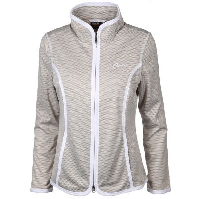 Canyon Women Sports - Sweatjacke in Mesh Optik