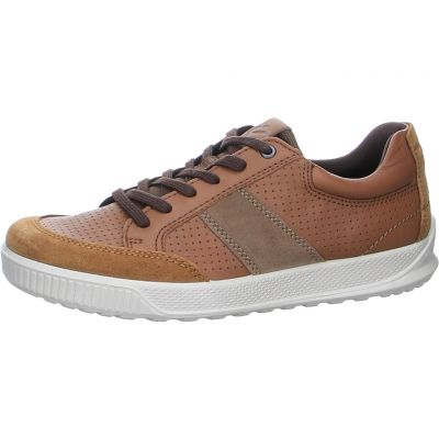 ecco - Brauner Low Sneaker - Mens