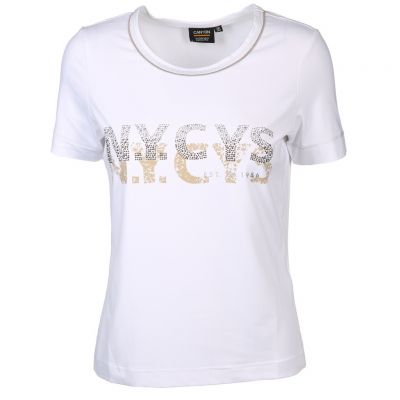 Canyon Women Sports - Shirt mit Ziernieten