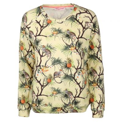 Frieda & Freddies - Sweatshirt mit Tierprints