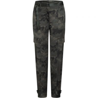 Cambio - Hose mit Camouflage Muster - Kathie