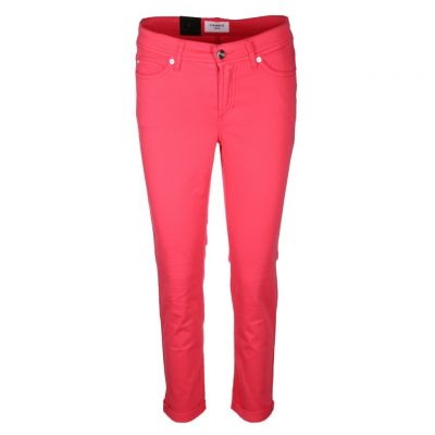 Cambio - Jeans in Pink - Piper short