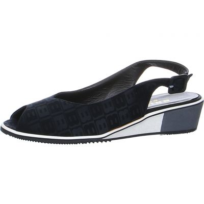 Brunate - Sling Pumps mit Keilsohle