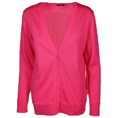 Gant - Strickjacke aus Pima Cotton - LIGHT COTTON VNECK CARDIGAN