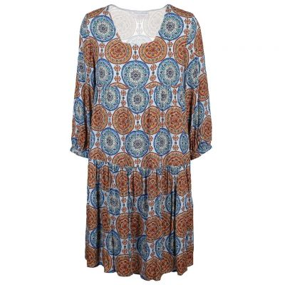 Rich & Royal - Kleid mit Mandala Print