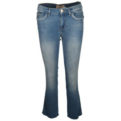 Mos Mosh - Jeans mit Flechtdetail - Ashley Braid