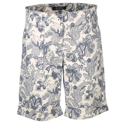 ZERRES - Shorts mit Paisley Muster - Jacky