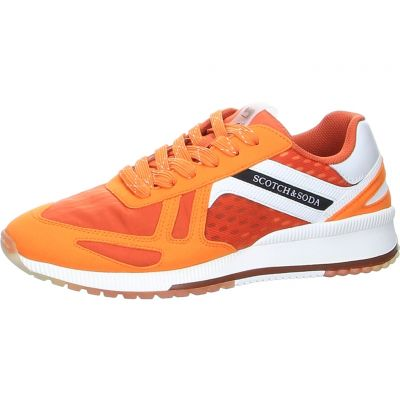 Scotch & Soda - Sneaker in Orange