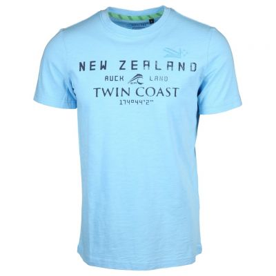 New Zealand Auckland - Shirt mit Stickerei - Leeston